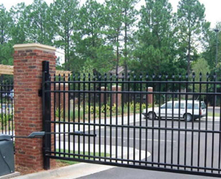 Ultra Aluminum Gates